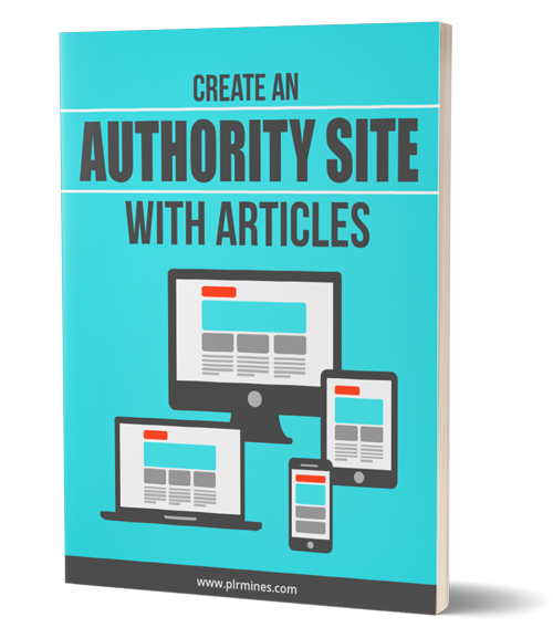Create an Authority Site with Articles