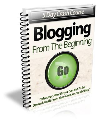 bloggingbeg
