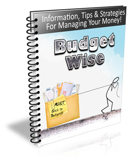 budget wise nesletter