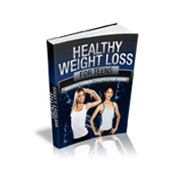 Healthy Weight Loss For Teens