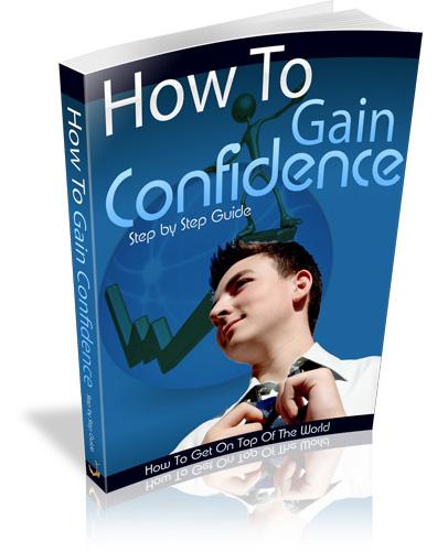 howgainconfidence