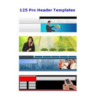 125 Pro Header Templates