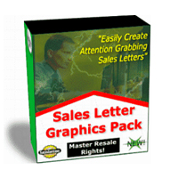Sales Letter Graphics Pack