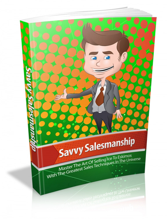 savvysalesmanship