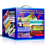 125 Professional Business Headers