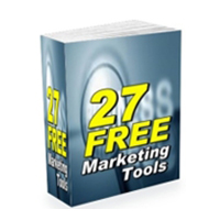 27 Free Marketing Tools