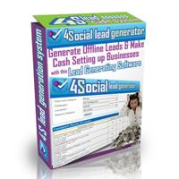 4 Social Lead Generator
