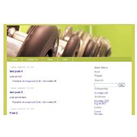 5 Website Themes Vol2