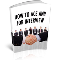 Ace Any Job Interview