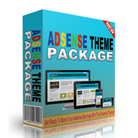 Adsense Premium WordPress Theme
