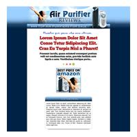 Air Purifiers Niche Site