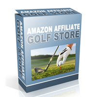 Amazon Affiliate Golf Store