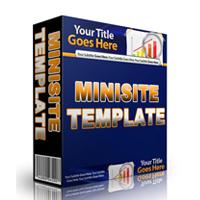 Beautiful Minisite Template