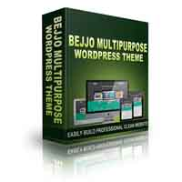 BEJJO Multipurpose WordPress Theme
