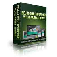 BEJJO Multipurpose WordPress Theme