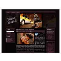 Break Dance - WP Theme