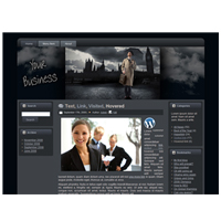 Business Web Template 2