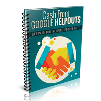 Cash from Google Helpouts