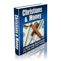 Christian And Money