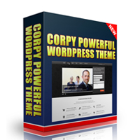 Corpy Powerful WordPress Theme