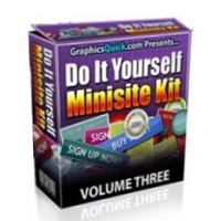 Do It Yourself Minisite Kit 3