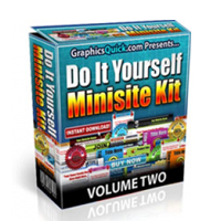 Do It Yourself Minisite Kit Version 2