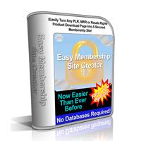 Easy Membership Site Creator v2
