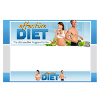 Effective Diet Template
