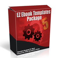 EZ Ebook Templates Package V5