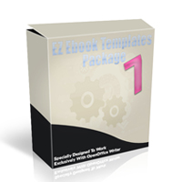 EZ Ebook Templates Package V7