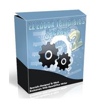 EZ Ebook Templates Package V2