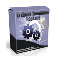 EZ Ebook Templates Package V3