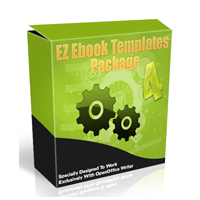 EZ Ebook Templates Package V4