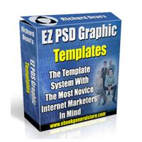EZ PSD Graphic Templates