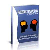 Facebook Interaction Techniques