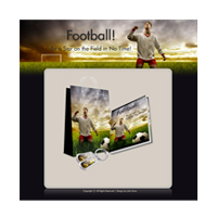 Football Minisite and Content