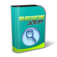 Freelancer Search Engine Script