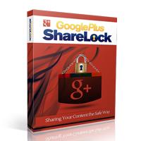 Google Plus ShareLock