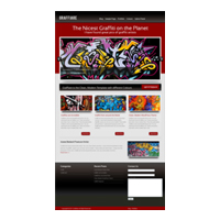 Graffiare WP Theme