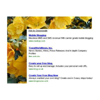 HTML Templates for Adsense