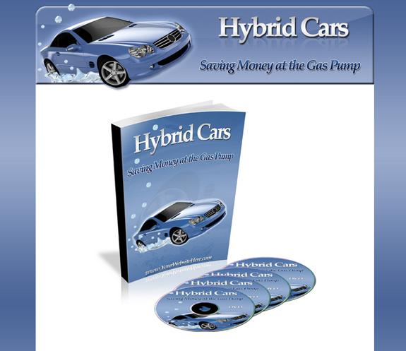 hybridcarsminis