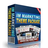 IM Marketing Theme Package