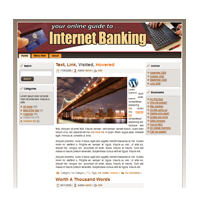 Internet Banking Templates