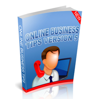 Online Business Tips Version 5
