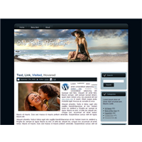 On the Beach 03 - WP Theme
