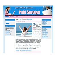 Paid Surveys Templates