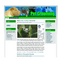 Pet Grooming Templates