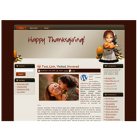 Pilgrim WordPress and Blogger Theme