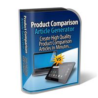 Product Comparison Article Generator