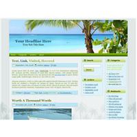Saona Island WP Theme